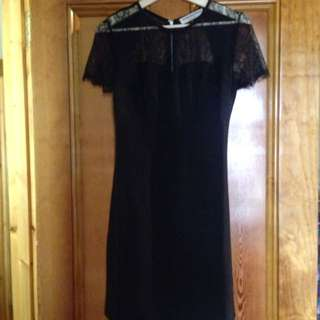 Black Atoms & Here Dress