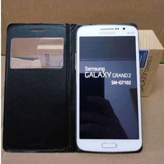 Samsung Galaxy Grand 2 G7102 Original Malaysia Complete Set