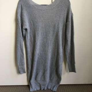 Grey Dress/Top