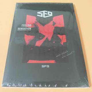 [READY STOCK] SF9 Feeling Sensation