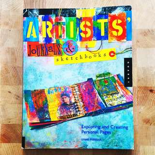Artists' Journals & Sketchbooks