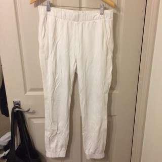 Witchery White Slacks Pants