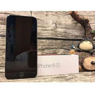 ((二手美機)) IPhone 6S 128G 4.7吋 太空灰 (女用機)