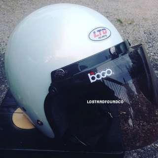 Helmet LTD White Pearl
