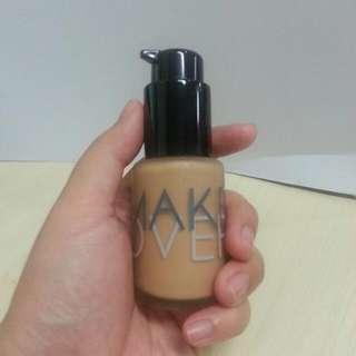 Makeover Liquid Matt  Foundation
