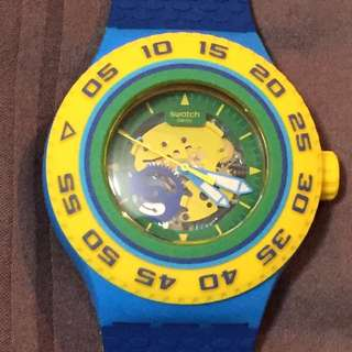 Swatch Olympic Model