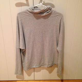 Marle Grey Country Road Turtle Neck
