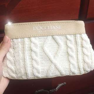 Loccitane Makeup Bag