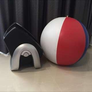 "Beach Ball 36""(25%thicker then Normal Beach Ball)"