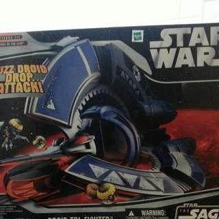 Star Wars Droid Tri Fighter