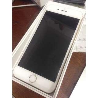 iPhone6 128g 金色