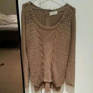 Preloved Zara Sweater