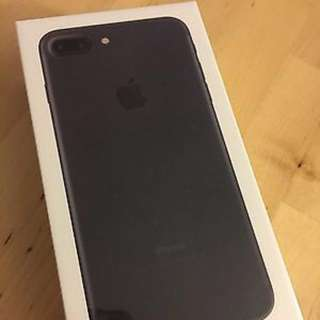 iPhone 7 Plus Black 32GB Sealed