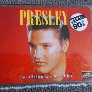 Elvis Presley Cassette/ Tape