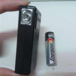 2x AA Battery Powered Emergency Torchlight