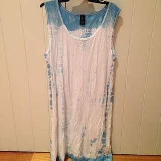 AS Colour Tie Dye Dress