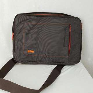 Stm 13 Inch Laptop Carry Bag Brown