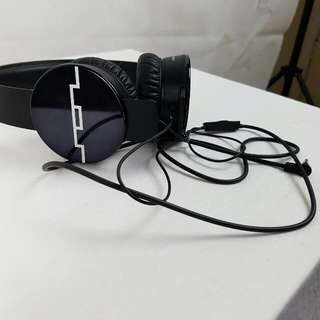 Sol Republic V8 Headphones Black
