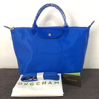 Longchamp Neo Ocean Blue