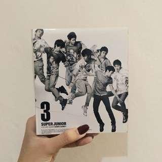 Super Junior's Sorry Sorry Album