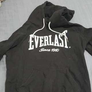 Everlast Hoodie Black