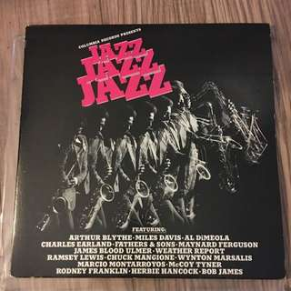 Vinyl LP Record Jazz Jazz Jazz In 2 LPs