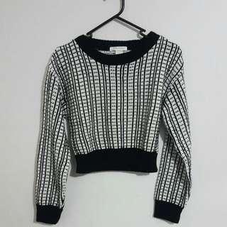 GLAMOROUS Nasty Gal Knit Crop Jumper / Sweater