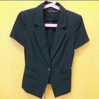 短袖西裝外套【XS】