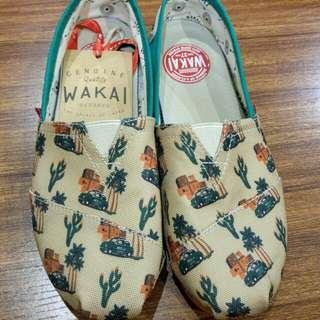 Wakai Casual Shoes
