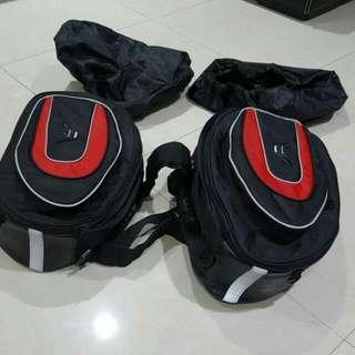 Superbike Saddle Bags