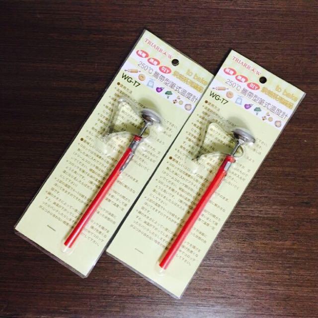 攜帶型筆試溫度計🌡️