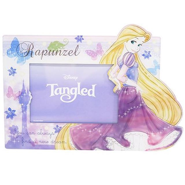 預購 長髮公主樂佩磁鐵兩用相框日本代購正版迪士尼禮物