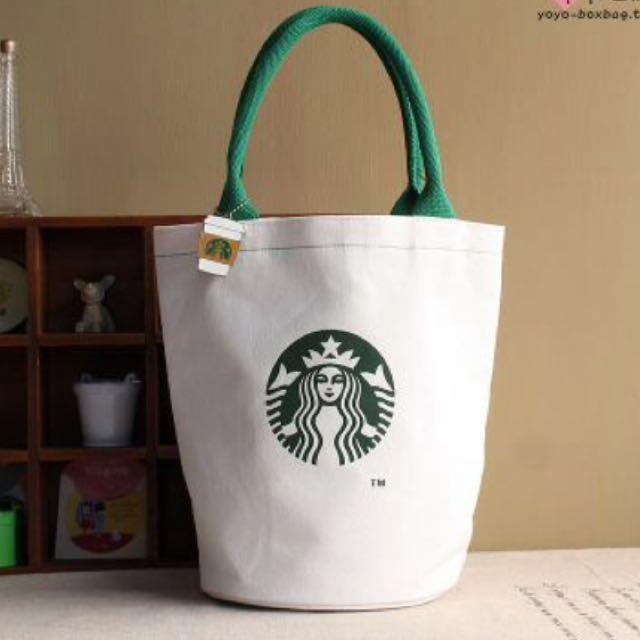 星巴克 提袋 Starbucks