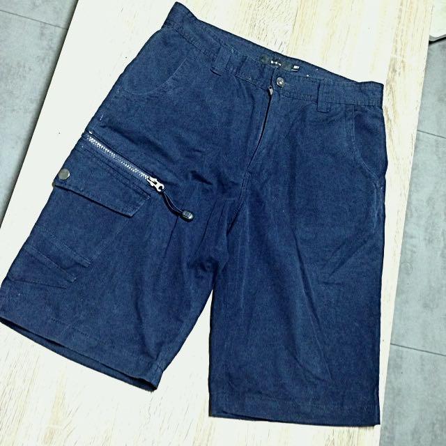 B. S. N. Shorts