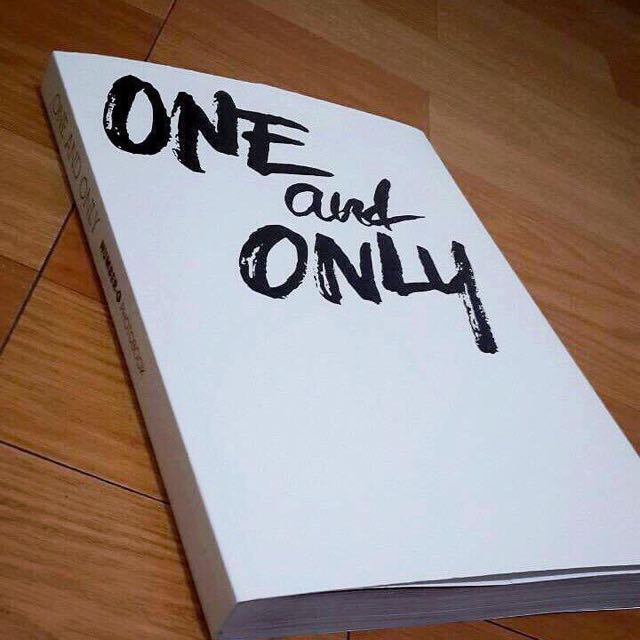 Big Bang G Dragon Fansite Number G One And Only Photobook