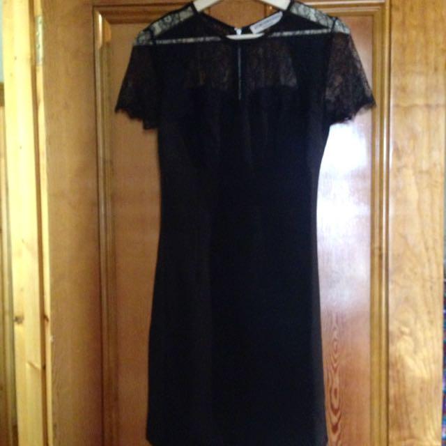 Black Atoms & Here Dress
