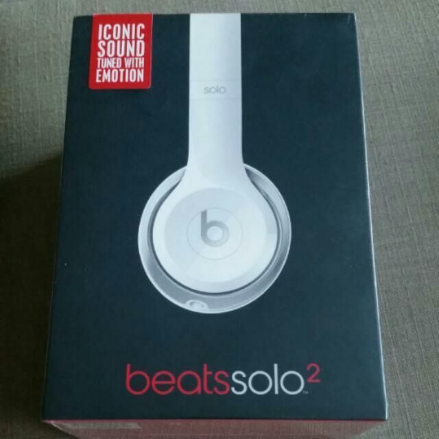 BNIB Beats SOLO 2