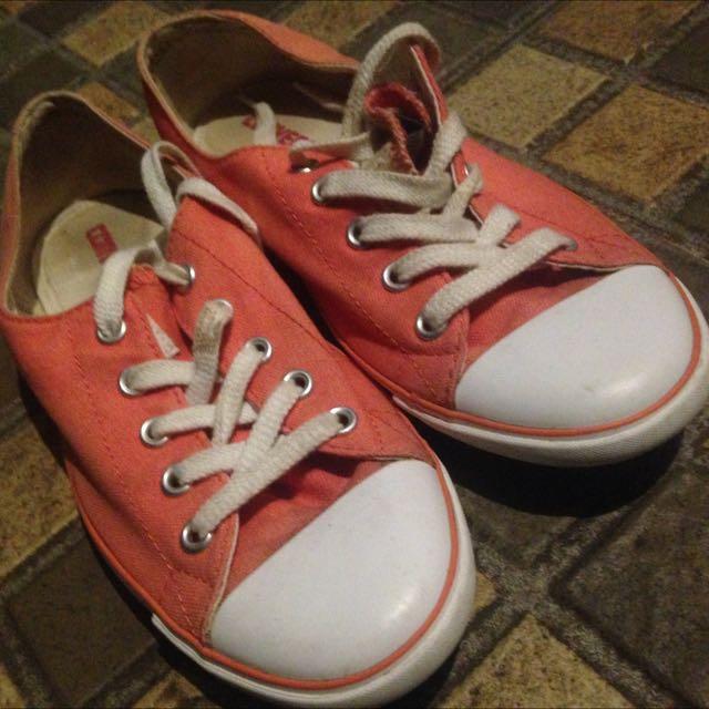Converse Slim Red 52987C