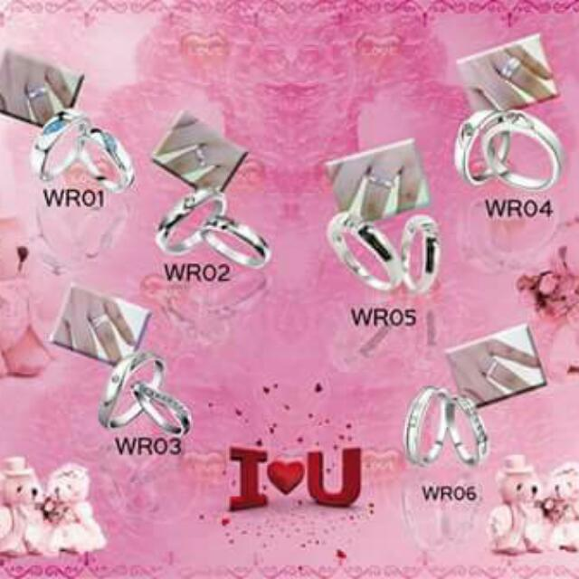 couple ring(silver)