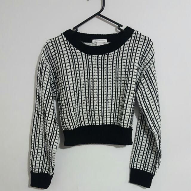 GLAMOROUS Nasty Gal Knit Crop Jumper / Sweater