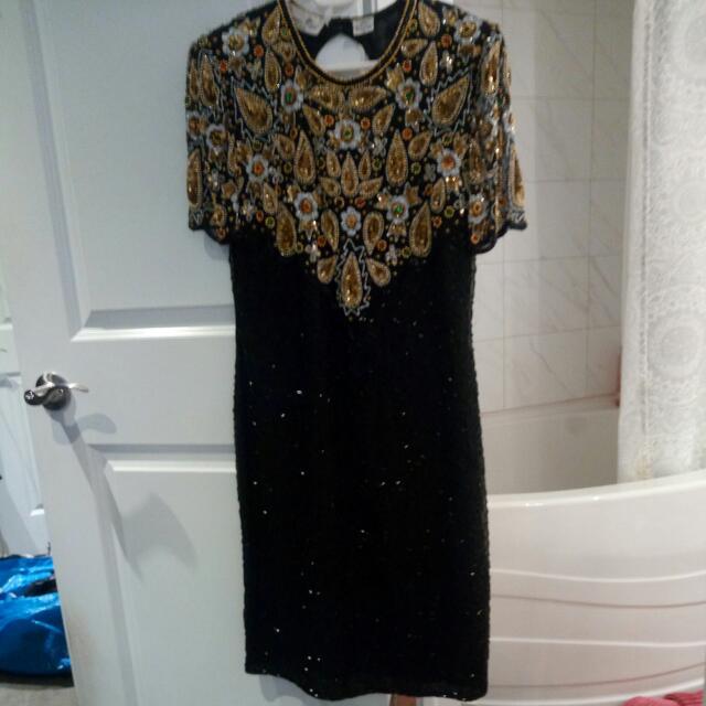 Gorgeous Vintage Dress Size M