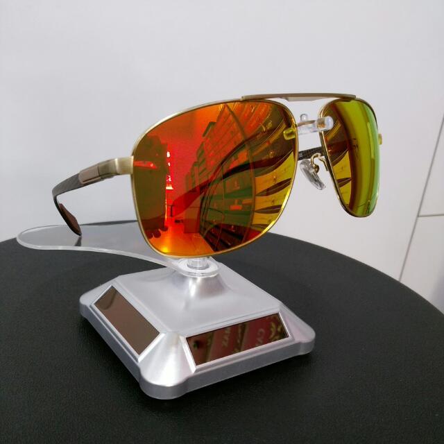 GTR精美太陽眼鏡,限量