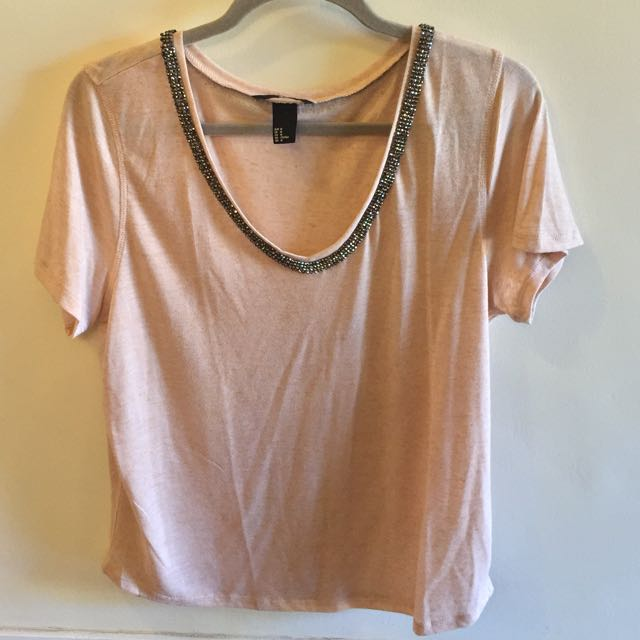 H&M Knit Top Size M