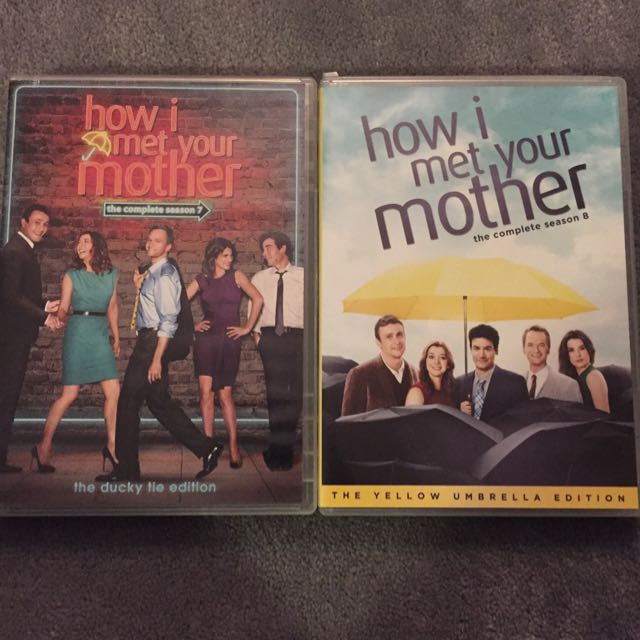 How I Met Your Mother Season 7 And 8