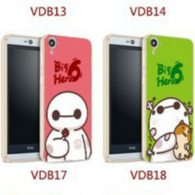 iphone6 卡通圖案 杯麵/大白 手機殼