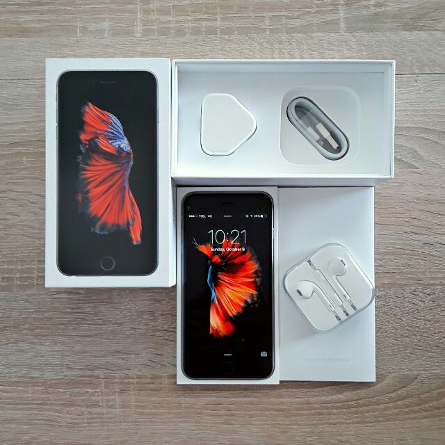 iPhone 6s Plus 64GB Space Gray Mulus