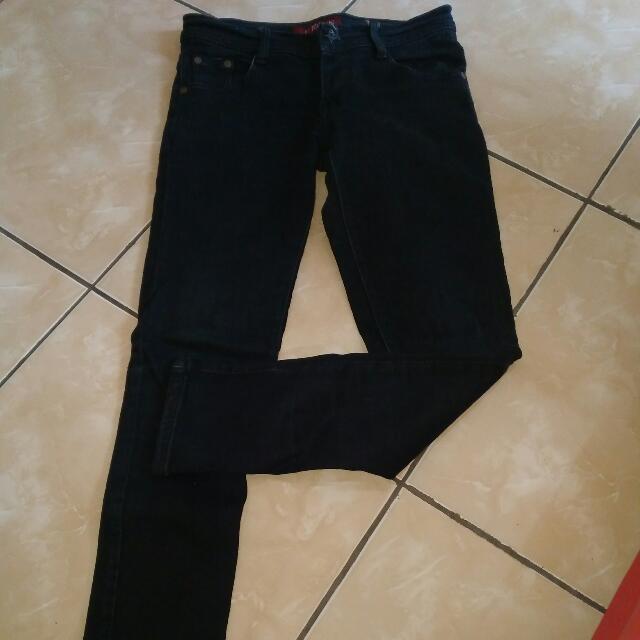 Jeans Black . Size 27