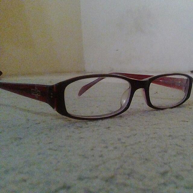 Kacamata Merk Fason Without Case