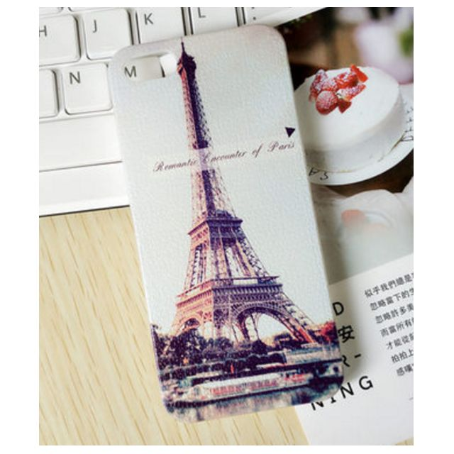 Lovely iPhone5/5s Phone Case (Lattice tower)