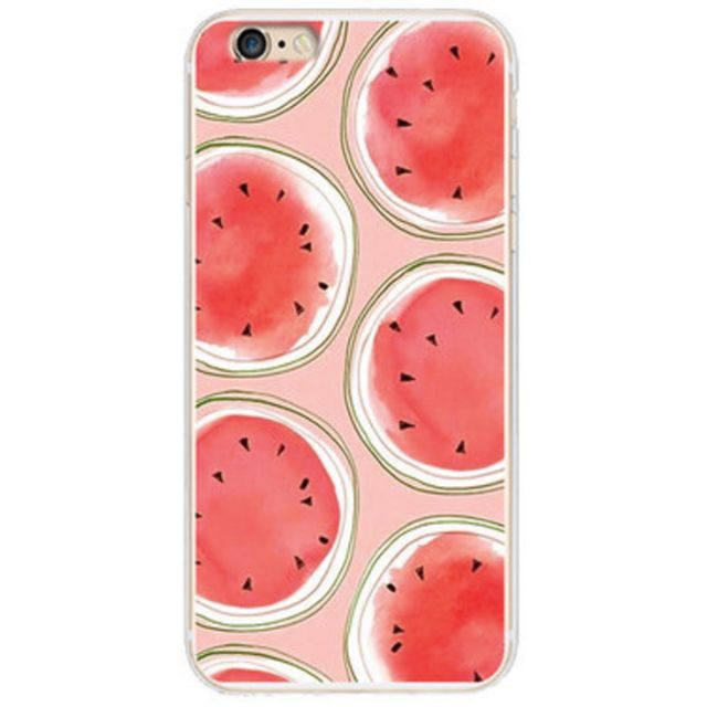 Lovely iPhone 6/6S Phone Case (Watermelon)